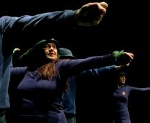 ROBIN HOOD   Eine Koproduktion von:  fensterzurstadt                     theaterwerkstatt hannover                            theater triebwerk